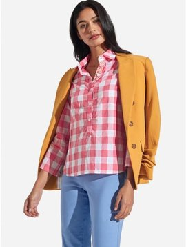 SUNNA GINGHAM SHIRT