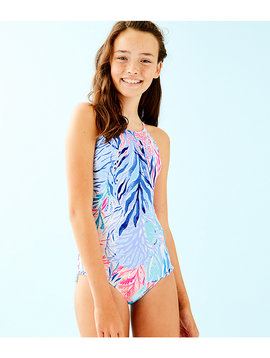 UPF 50+ JULIET SWIMSUIT