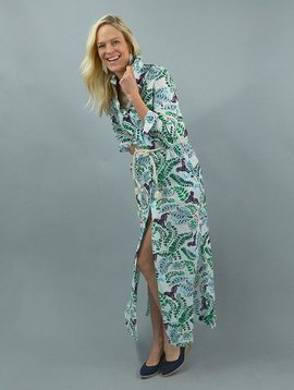 CK BRADLEY MONTEITH CAFTAN DRESS