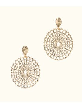 001329 LILLY LACE STATEMENT EARR
