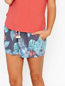 SOL ANGELES SW19-4500 NIGHT BLOOM SHORTS