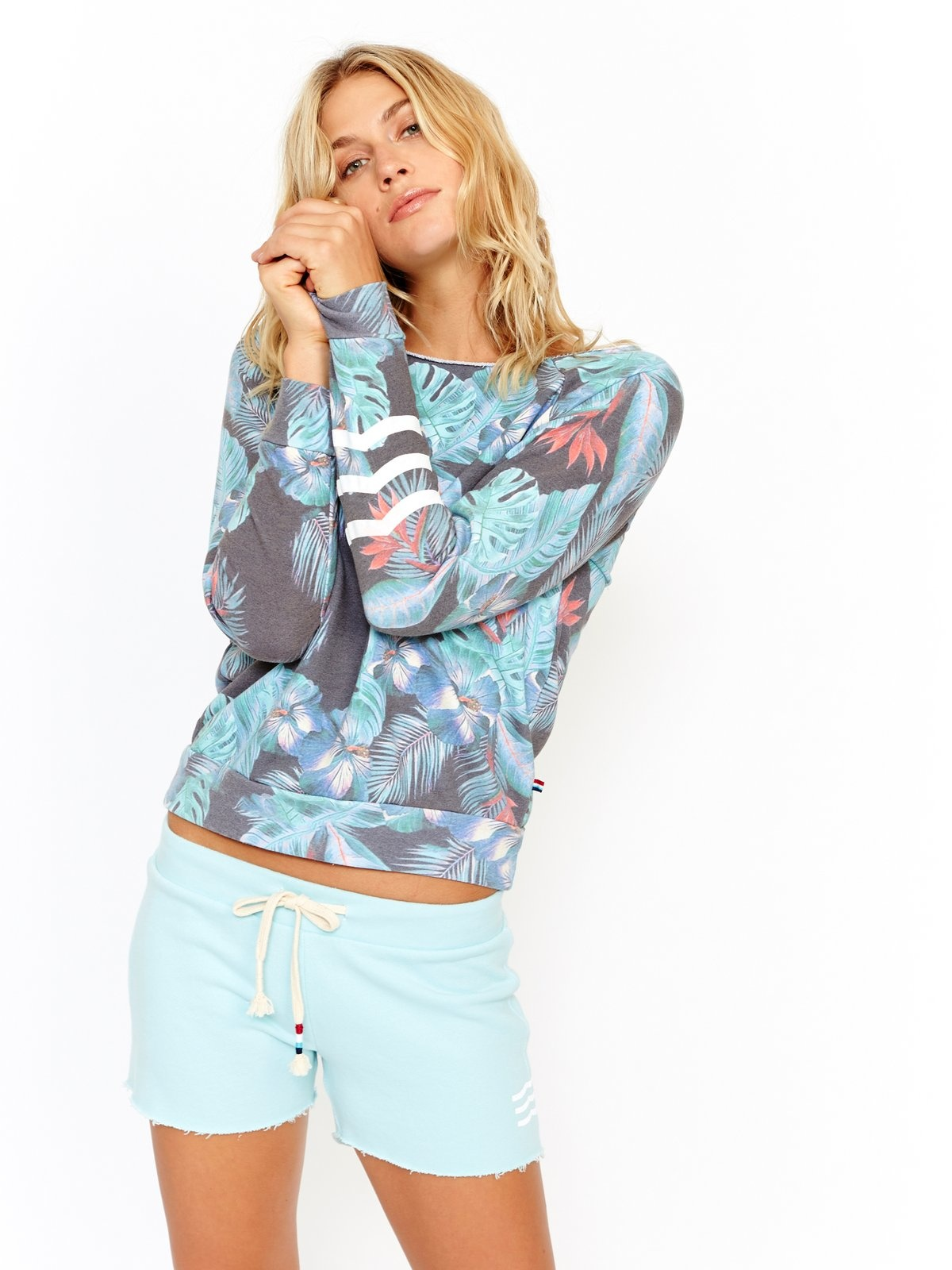 SOL ANGELES Night Blooms Sweatshirt