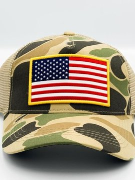 TRUCKER HAT USA