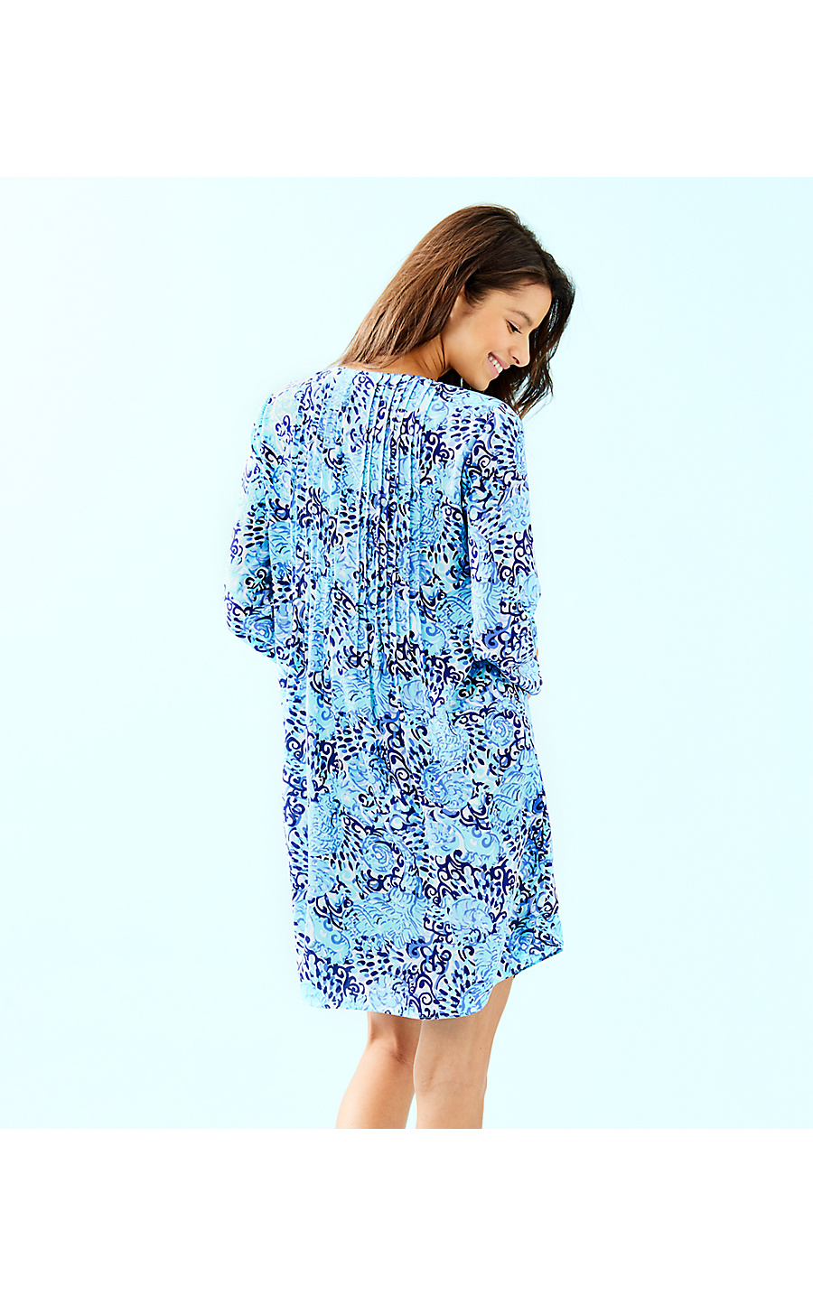 MARILINA TUNIC DRESS