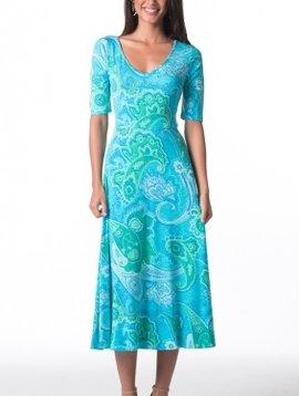 TORI RICHARD OLIVIA DRESS