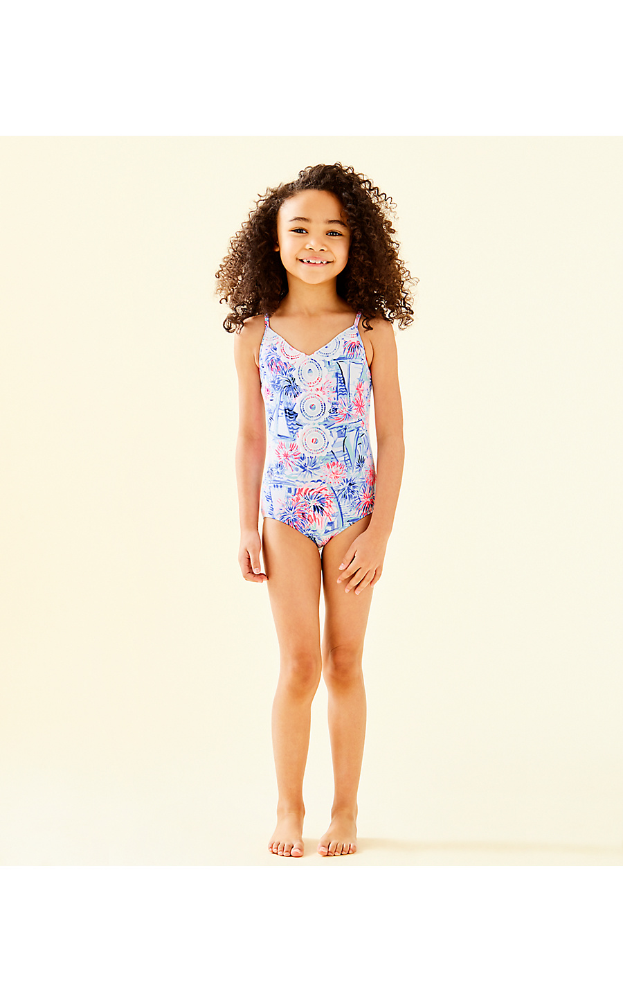 Upf 50+ Danica Swimsuit