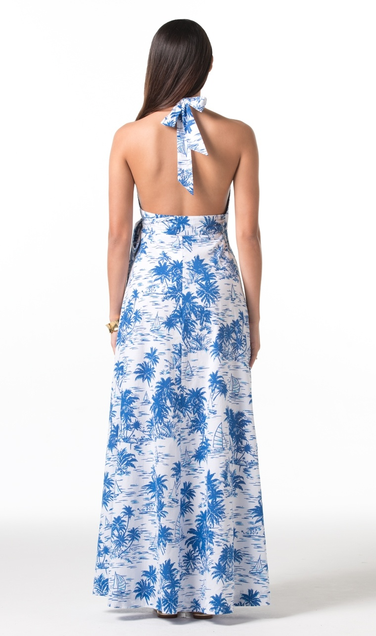 TORI RICHARD CAMILLE DRESS