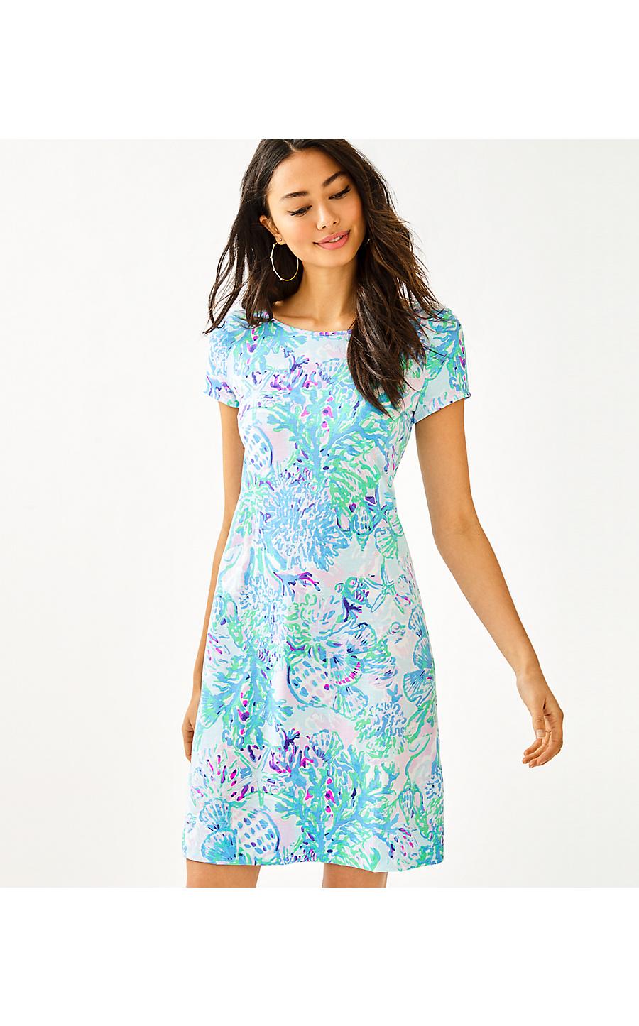 SHORT SLEEVE MARLOWE DRESS