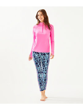 003608 WEEKENDER HIGH RISE MIDI LEGGING