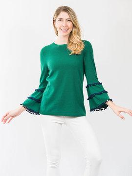 Berkley Bell Sleeve Sweater