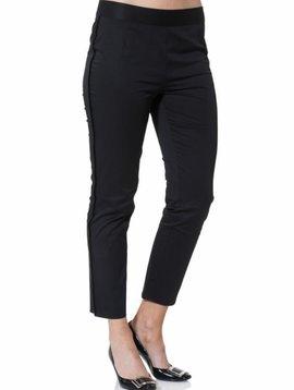 SAIL TO SABLE Stretch Cotton Pants