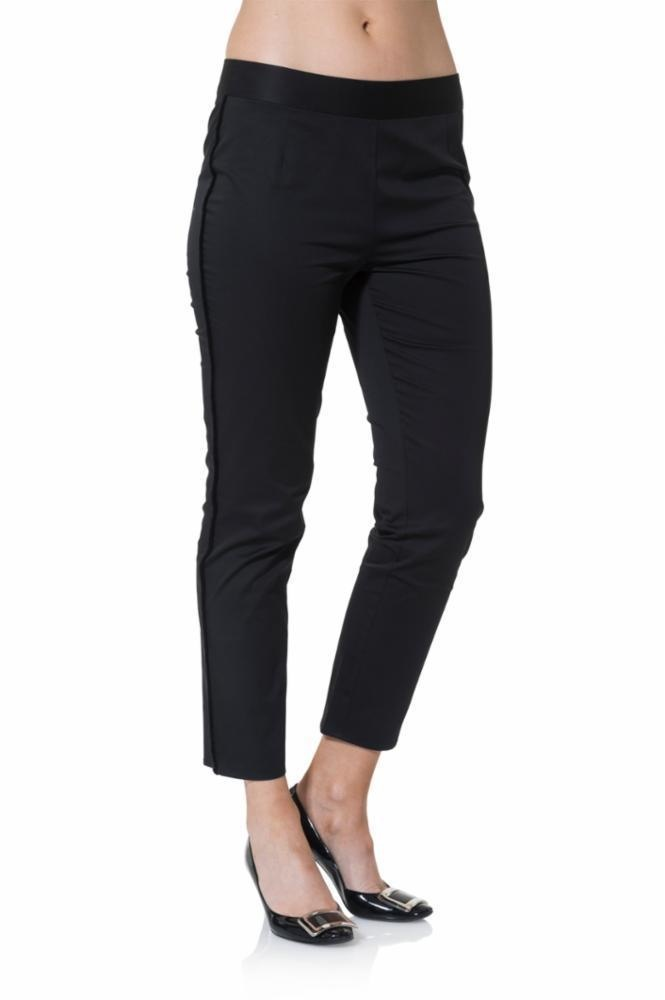 SAIL TO SABLE Stretch Cotton Pants