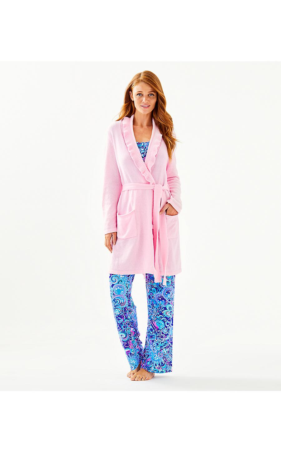 Melville Ruffle Robe