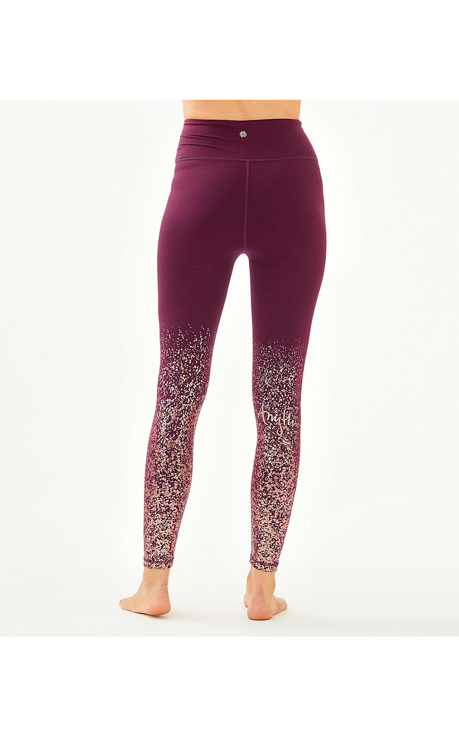 Weekender High Rise Legging UPF 50+