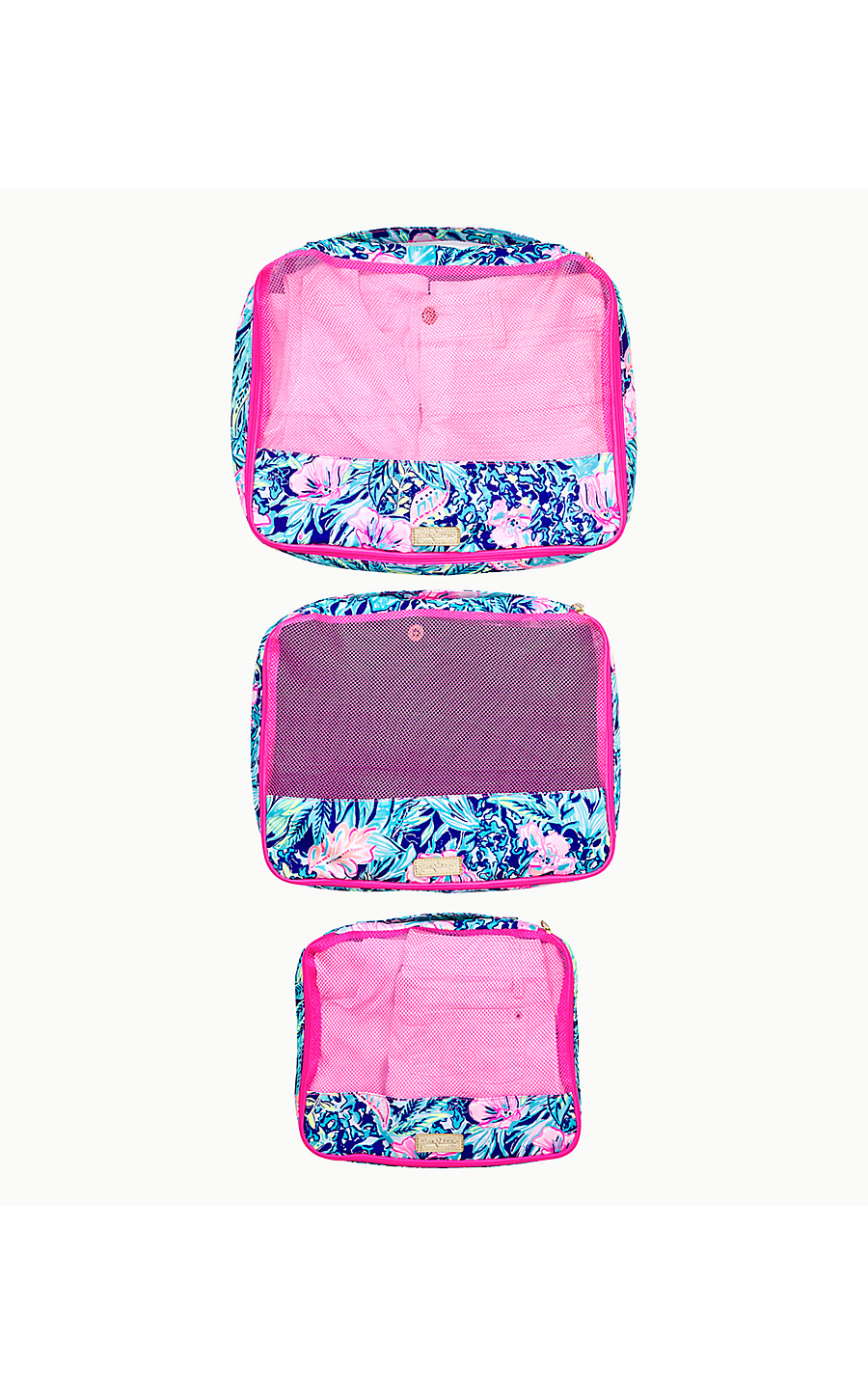 Sea Island packing Cube set
