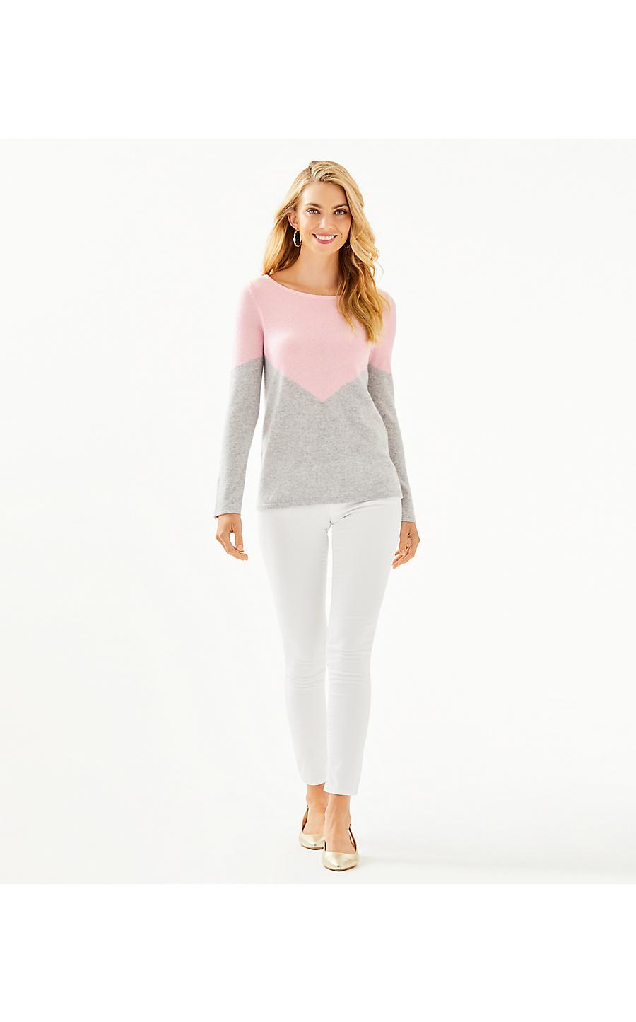 Brigitte Cashmere Sweater