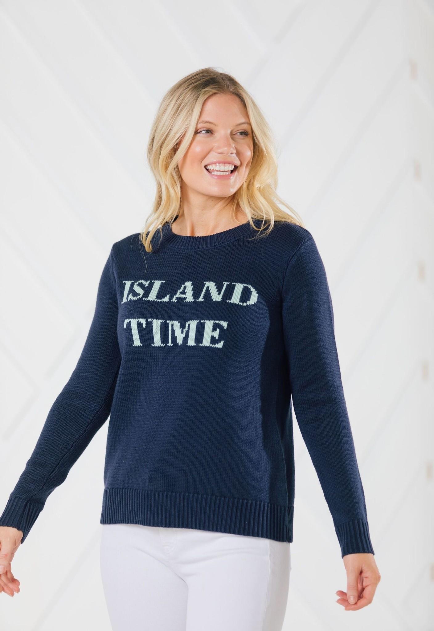 Island Time Sweater