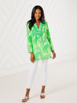 Tassel Tunic Top
