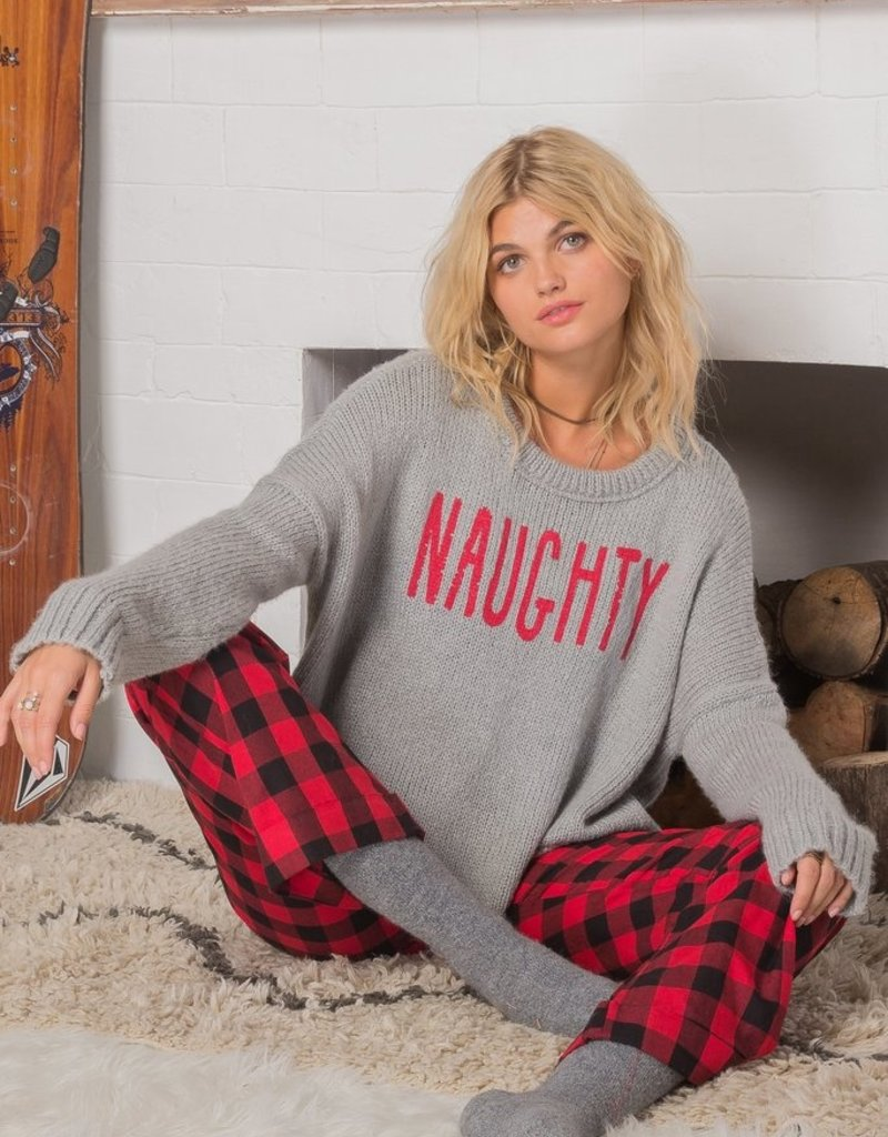 WOODEN SHIPS Naughty pullover