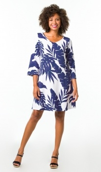 TORI RICHARD Roselyn dress