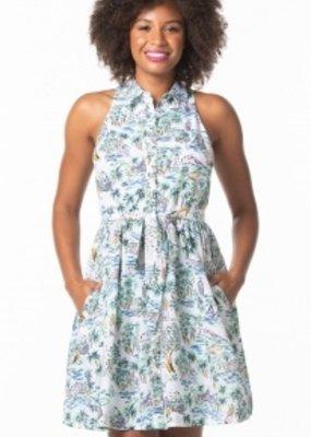 TORI RICHARD Mimi dress