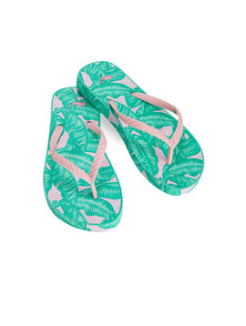 vineyard vines Banana Leaf Flip Flops
