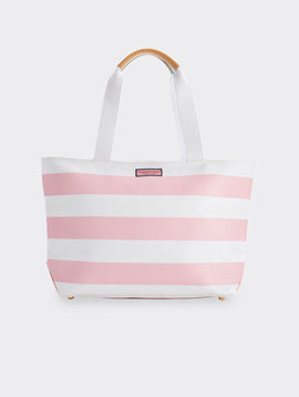 vineyard vines Cove Rugby Stripe Large Tote