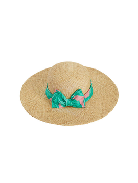 vineyard vines Banana Leaf Bow Sun Hat