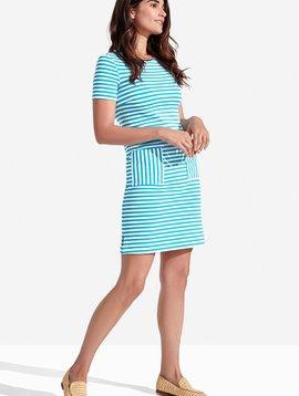Carter Cotton Dress Striped