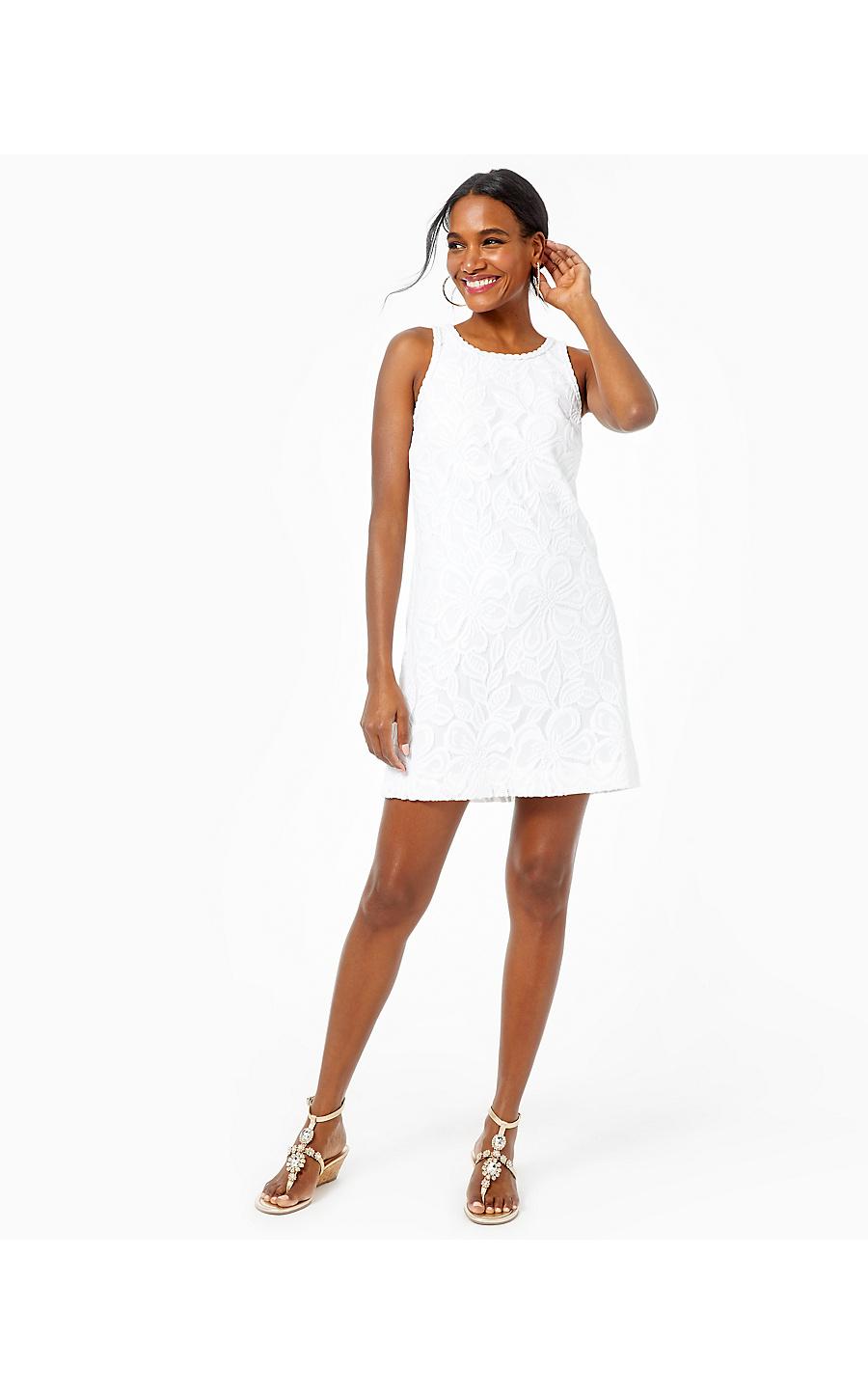 MARQUETTE SHIFT DRESS