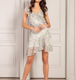 Aria Ruffle Dress
