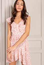 senlis Aria Ruffle Dress