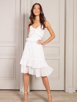 senlis Cora ruffled Dress