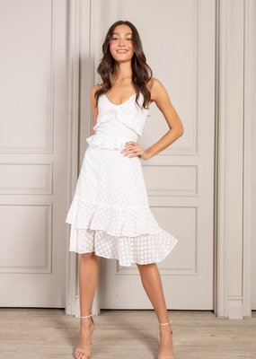 senlis Cora ruffled Dress