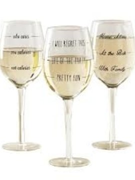 Wine sayings I will regret this