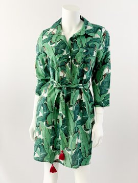 Laurel Shirt dress