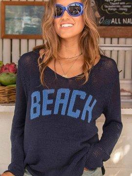 Beach V neck