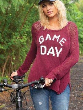 Game Day Raglan Cotton