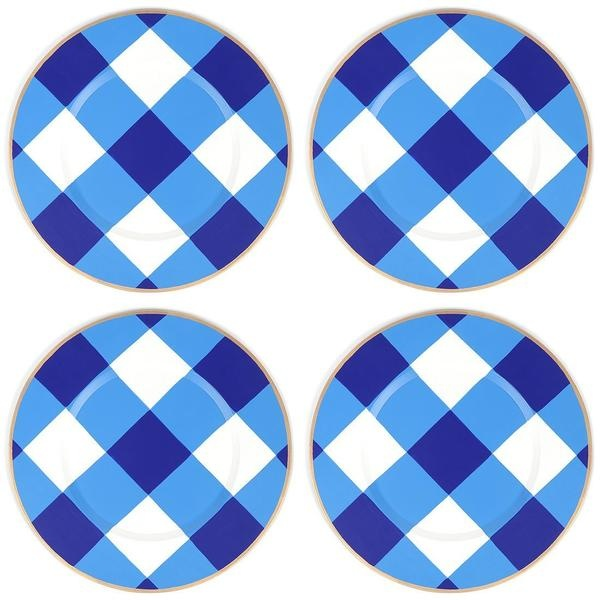 JAYES STUDIO Charger Plate set of 4