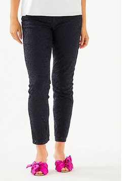 "29"" Kelly Lace Skinny Ankle Pant"