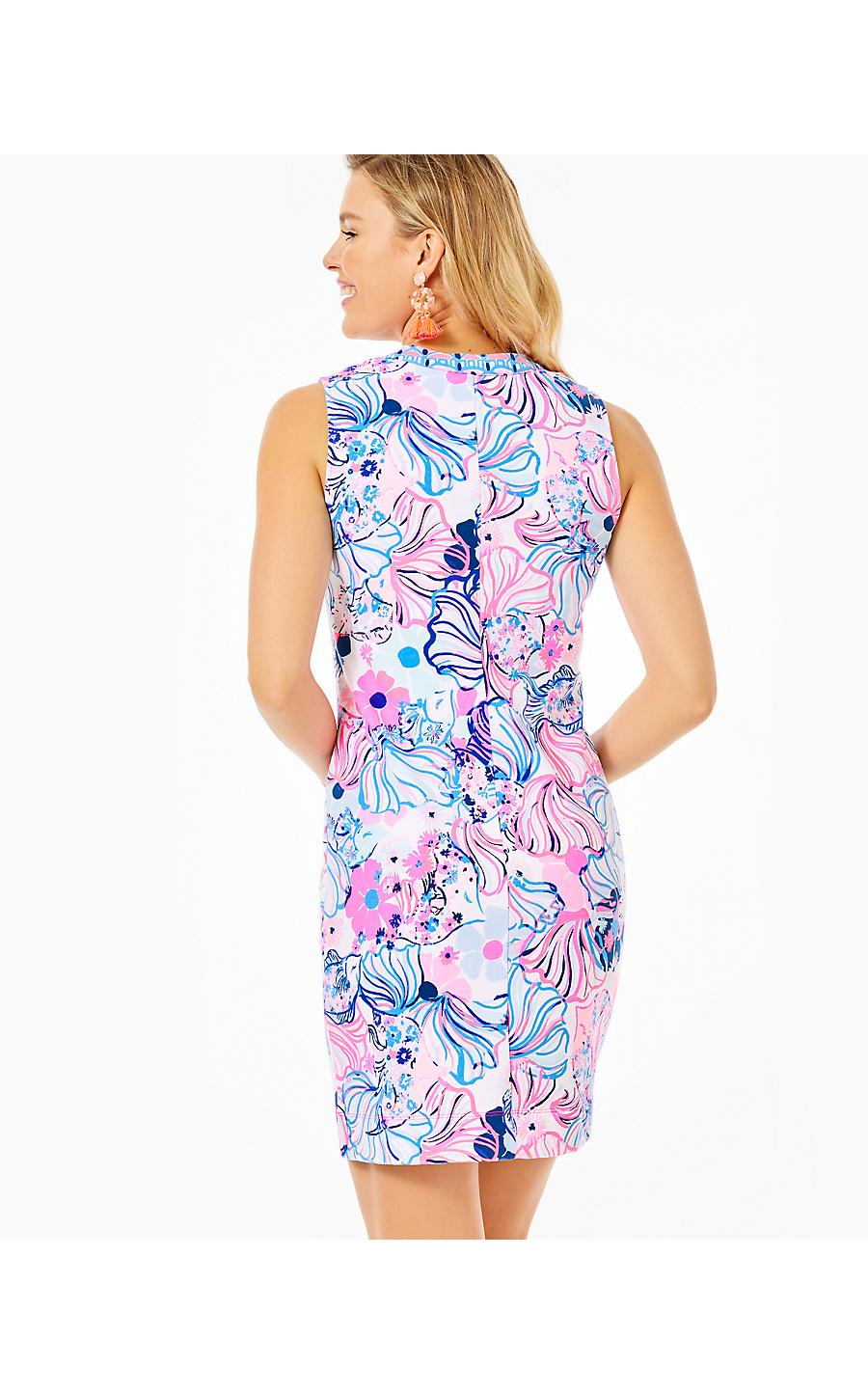 CAMARI SHIFT DRESS