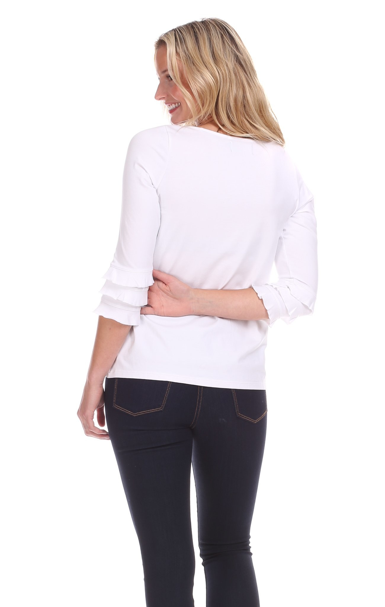 DUFFIELD LANE Claire Top