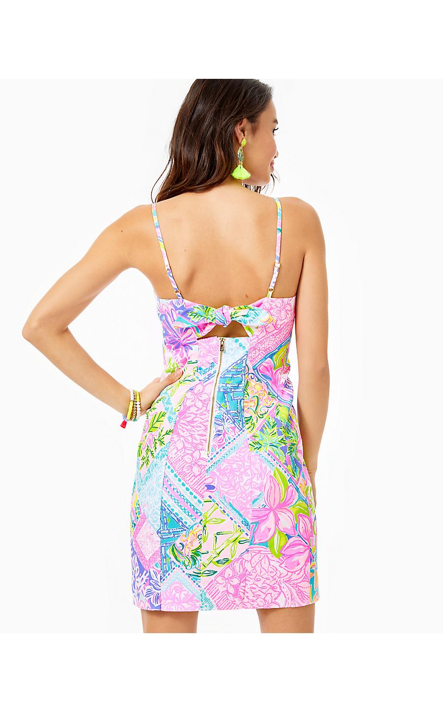 SHELLI STRETCH DRESS