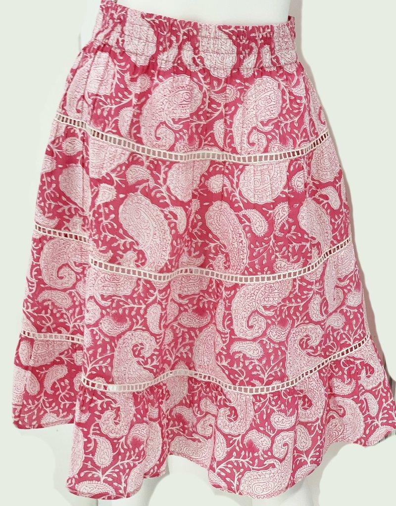 La plage Palace Skirt