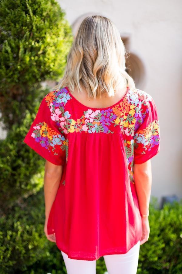 catherine short sleeve top