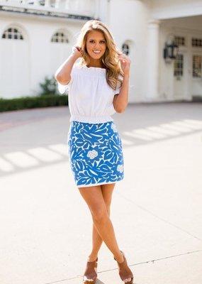J. MARIE marina skirt