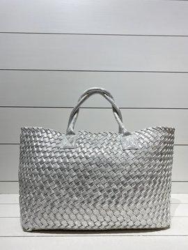 Market Bag Matalllic