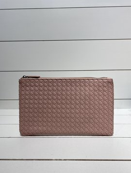 Clutch baby pink