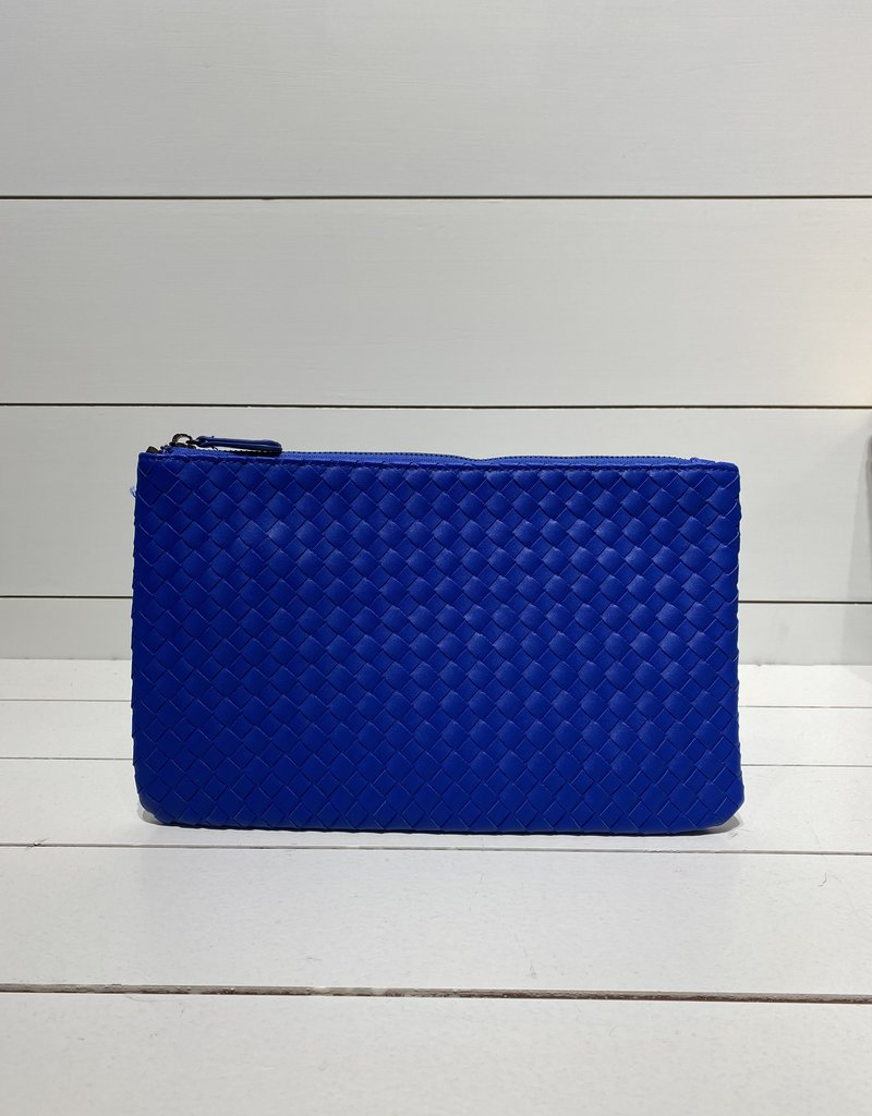 PREPPY GIRL Clutch Royal