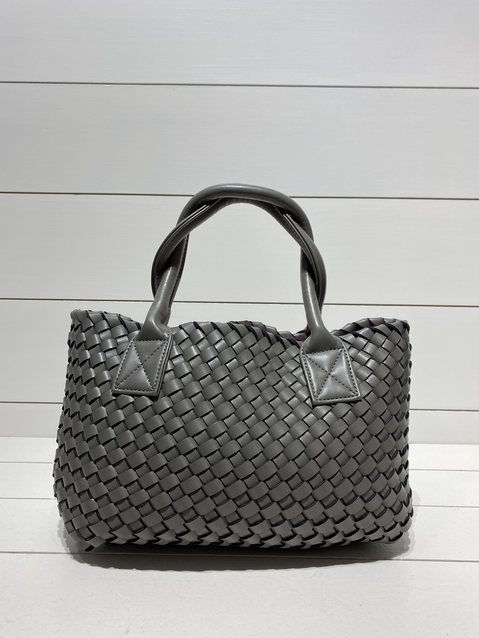 Market Bag Mini grey